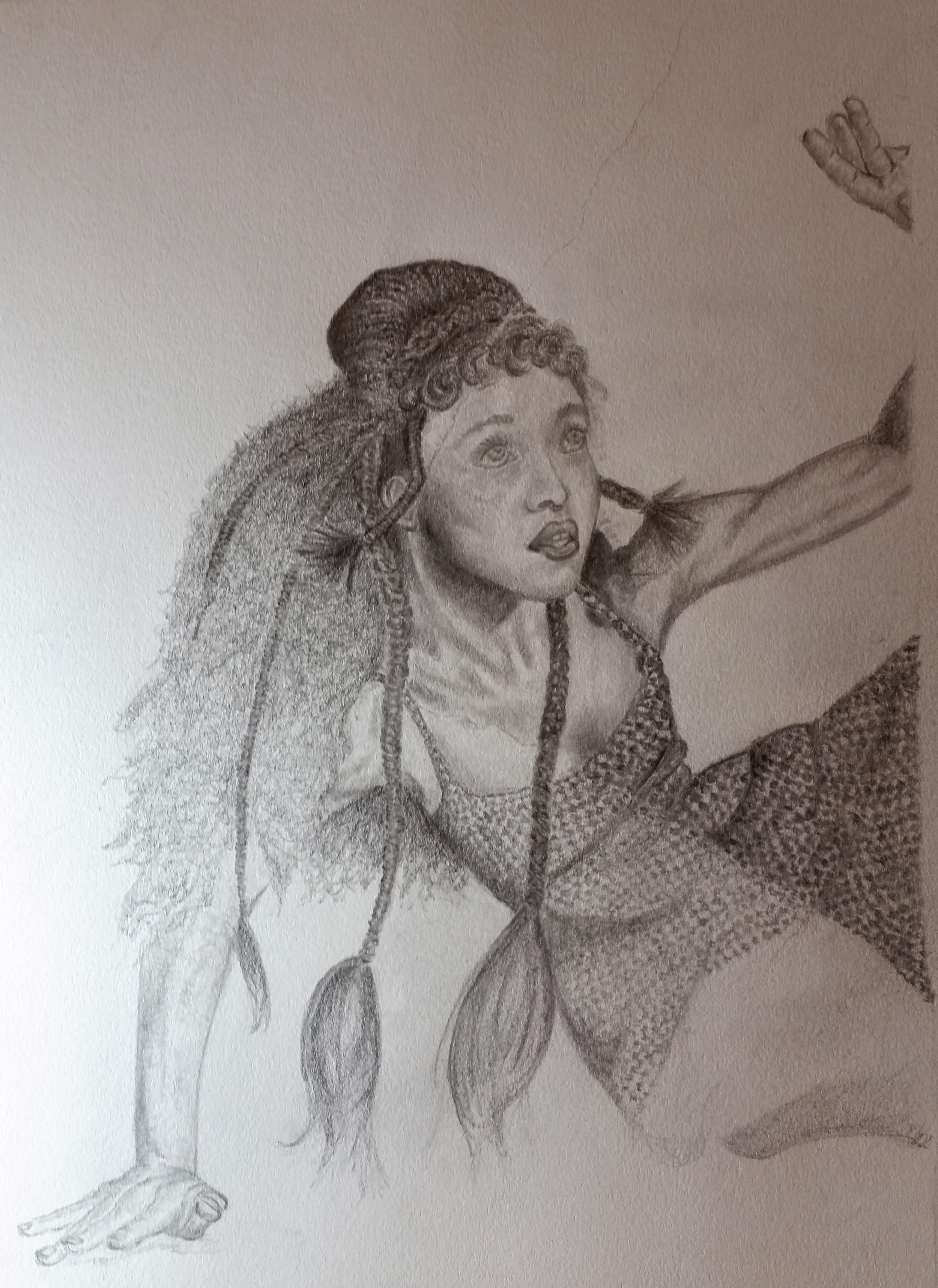 One of my works in progress.