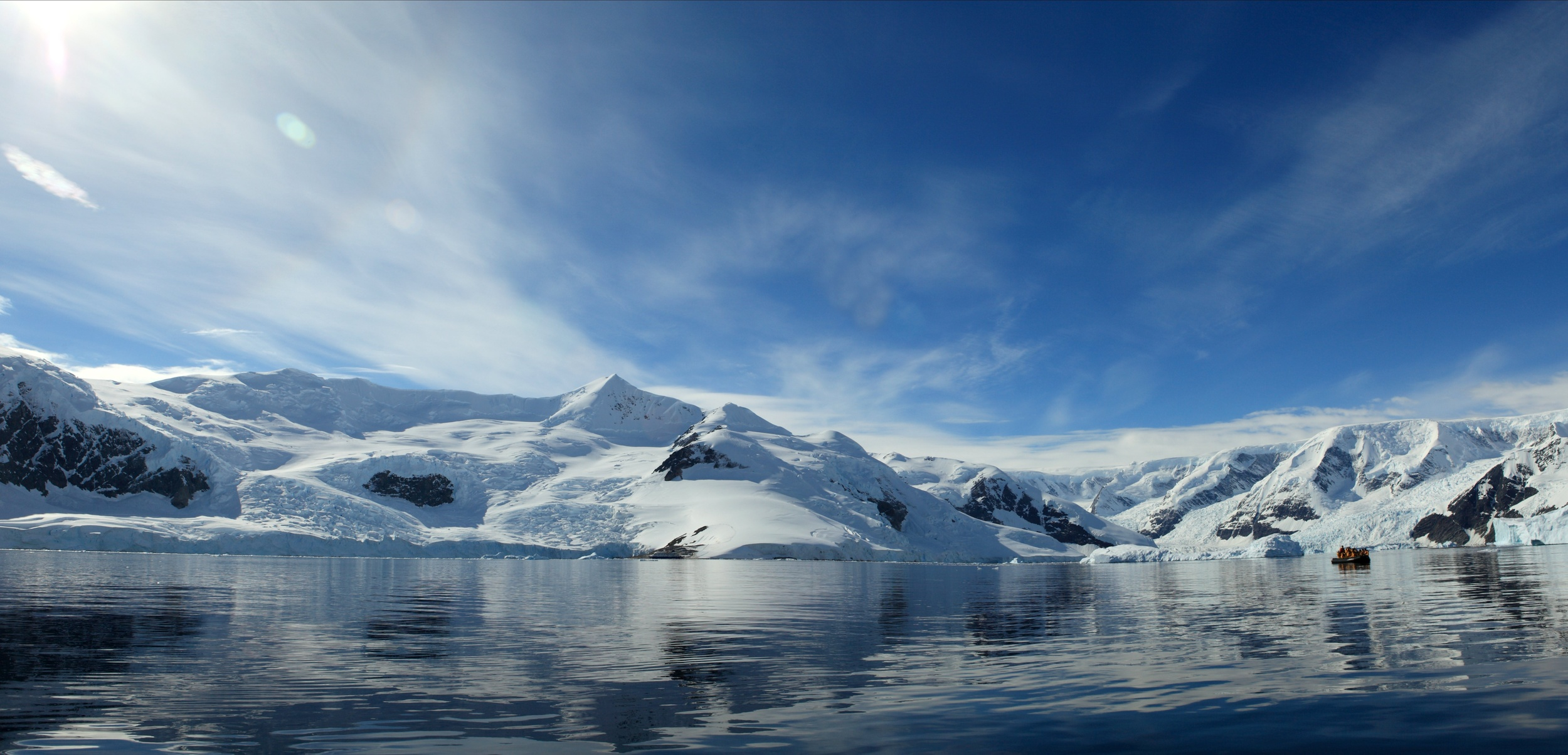Licensed Adobe stock photo. Sorry, but I haven't made it down to Antarctica yet.