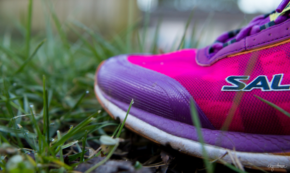 Lace up your racing shoes!