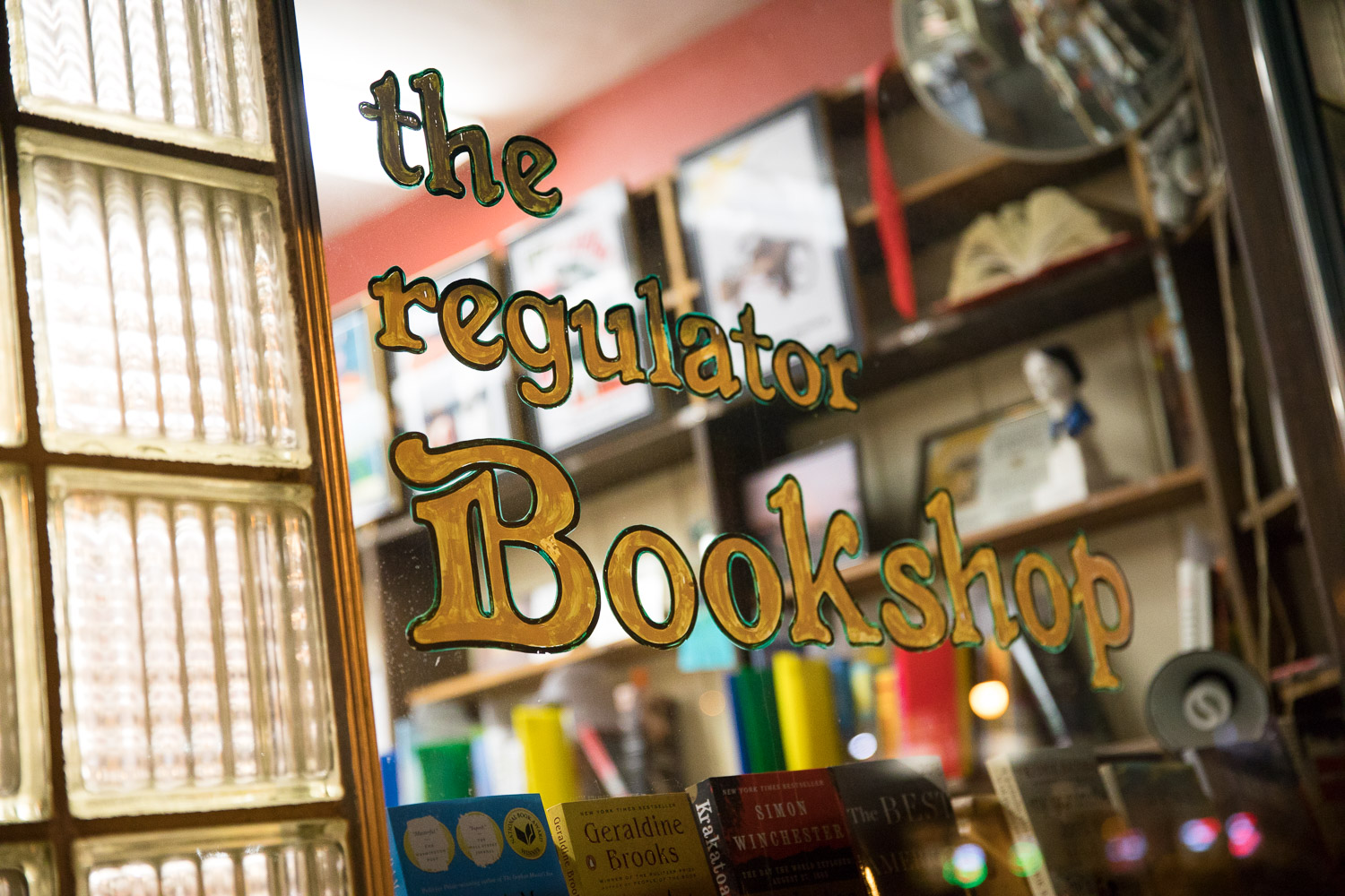 The Regulator Bookshop on Ninth Street, Durham