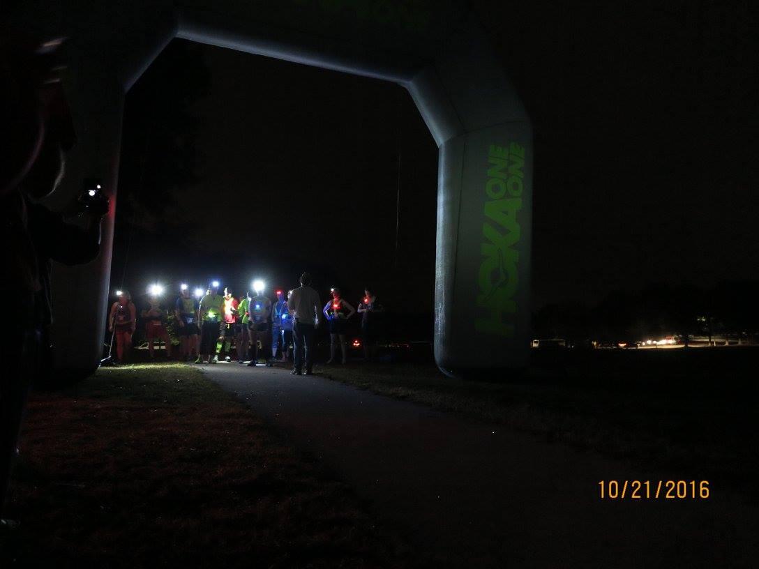 Tuna Run 200 starting line. Photo credit:  Nambi Ndugga