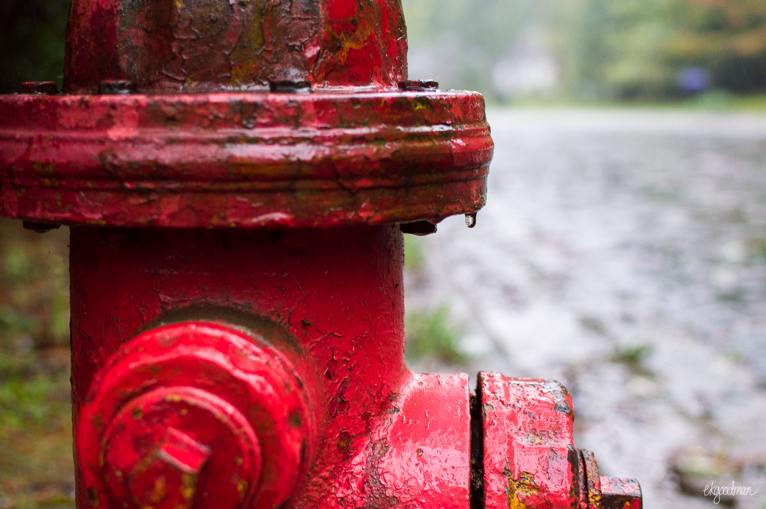 Hydrant? Hydrate? Something like that.