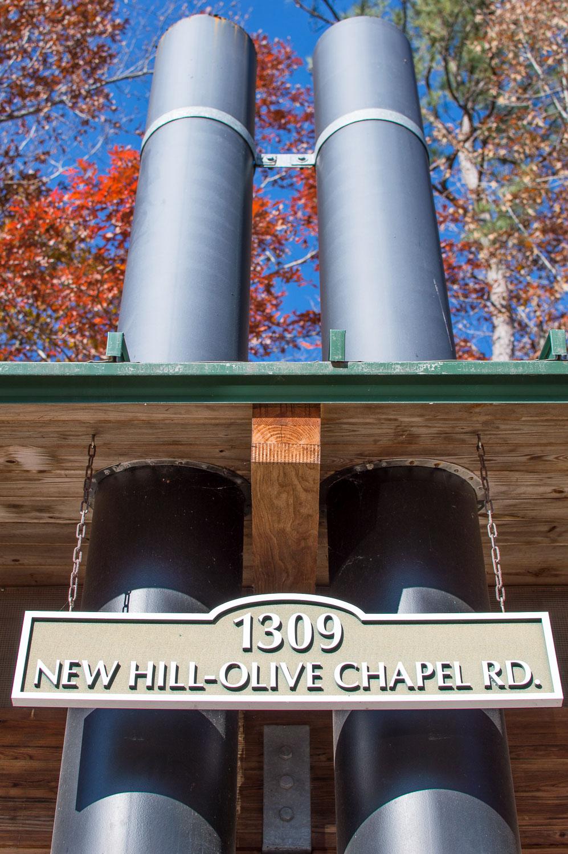 ATT New Hill-Olive Chapel Road