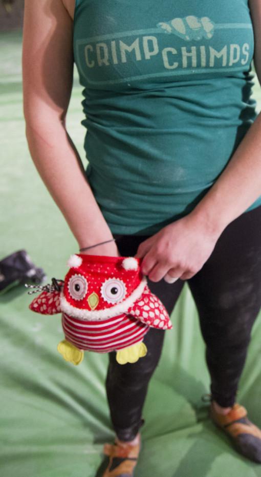 Owl Chalk Bag