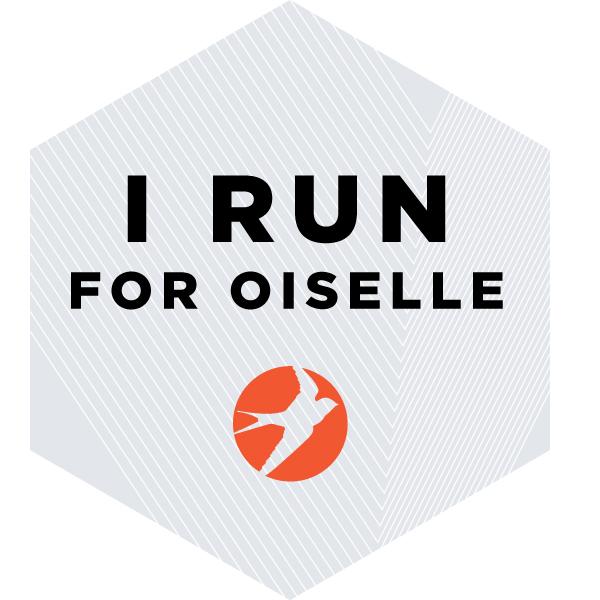 I Run for Oiselle