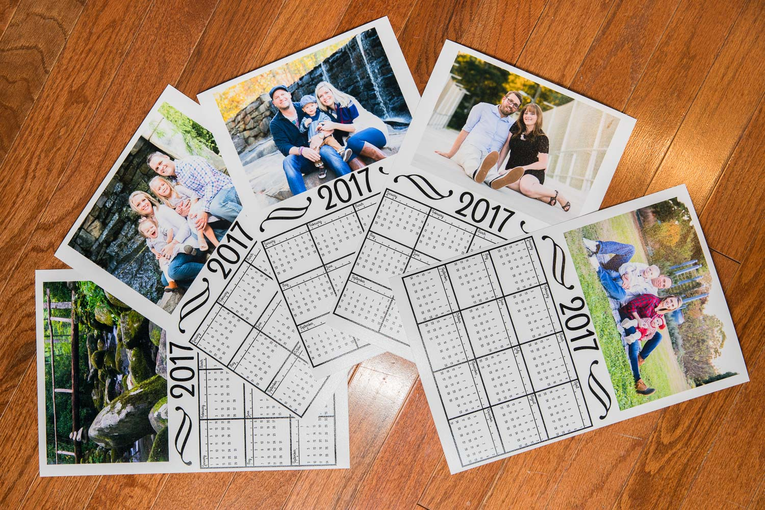 Get your freebie printable calendar when you sign up for the mailing list!