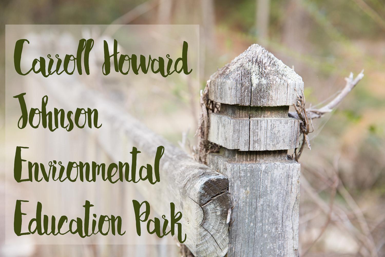 Carroll Howard Johnson Environmental Education Park
