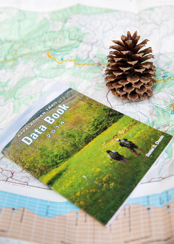 Data book for Appalachian Trail