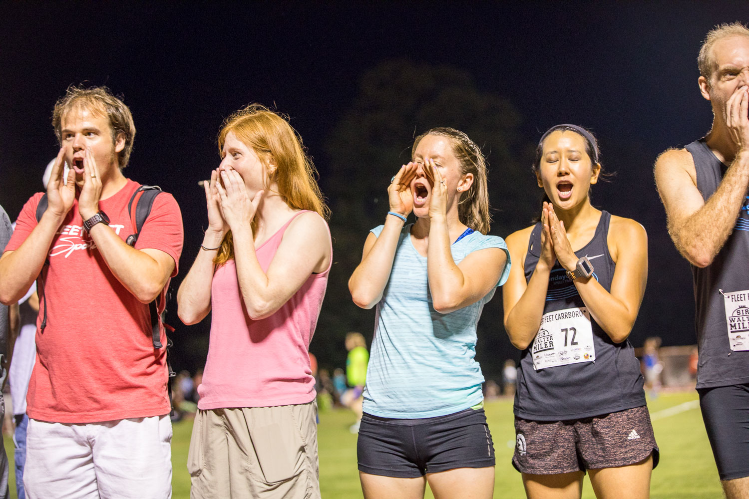 Cheering for the elites