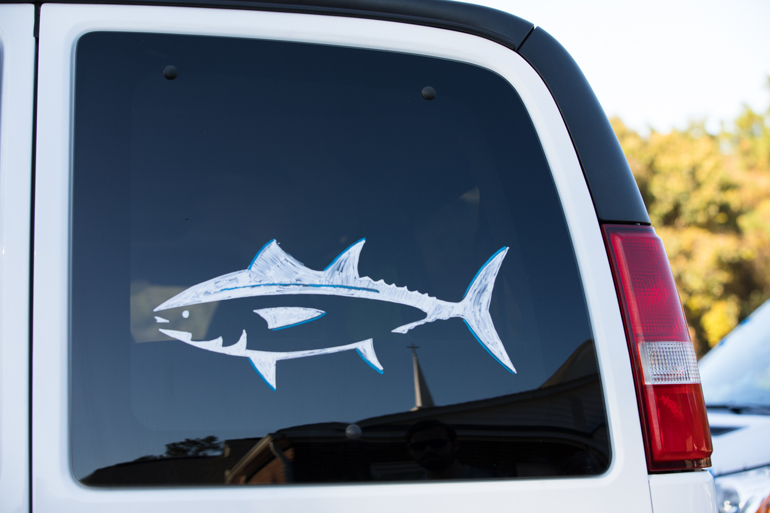 Tuna run van!