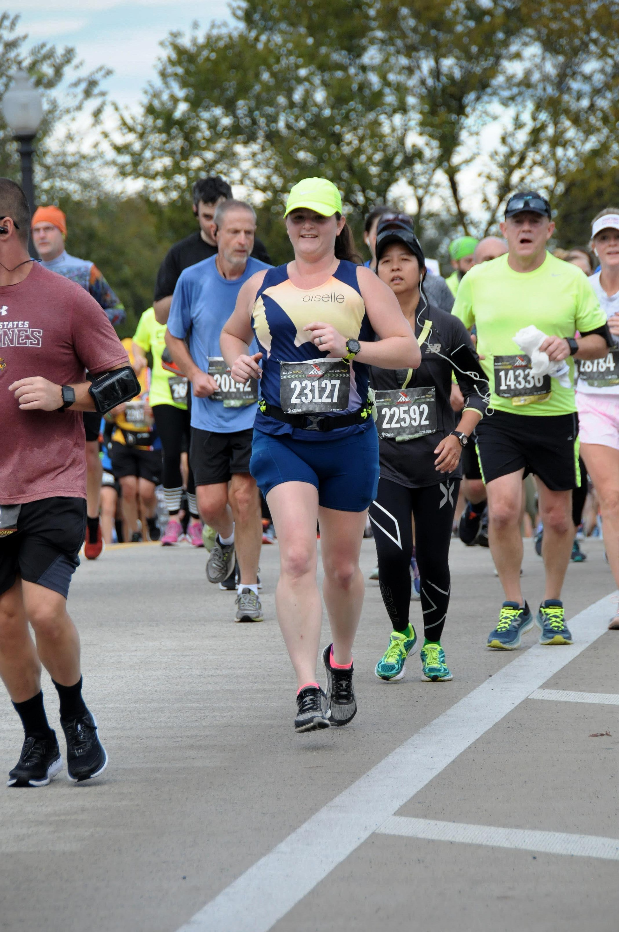 Hey look! I'm flying! (photo purchased for use from Marathon Foto).