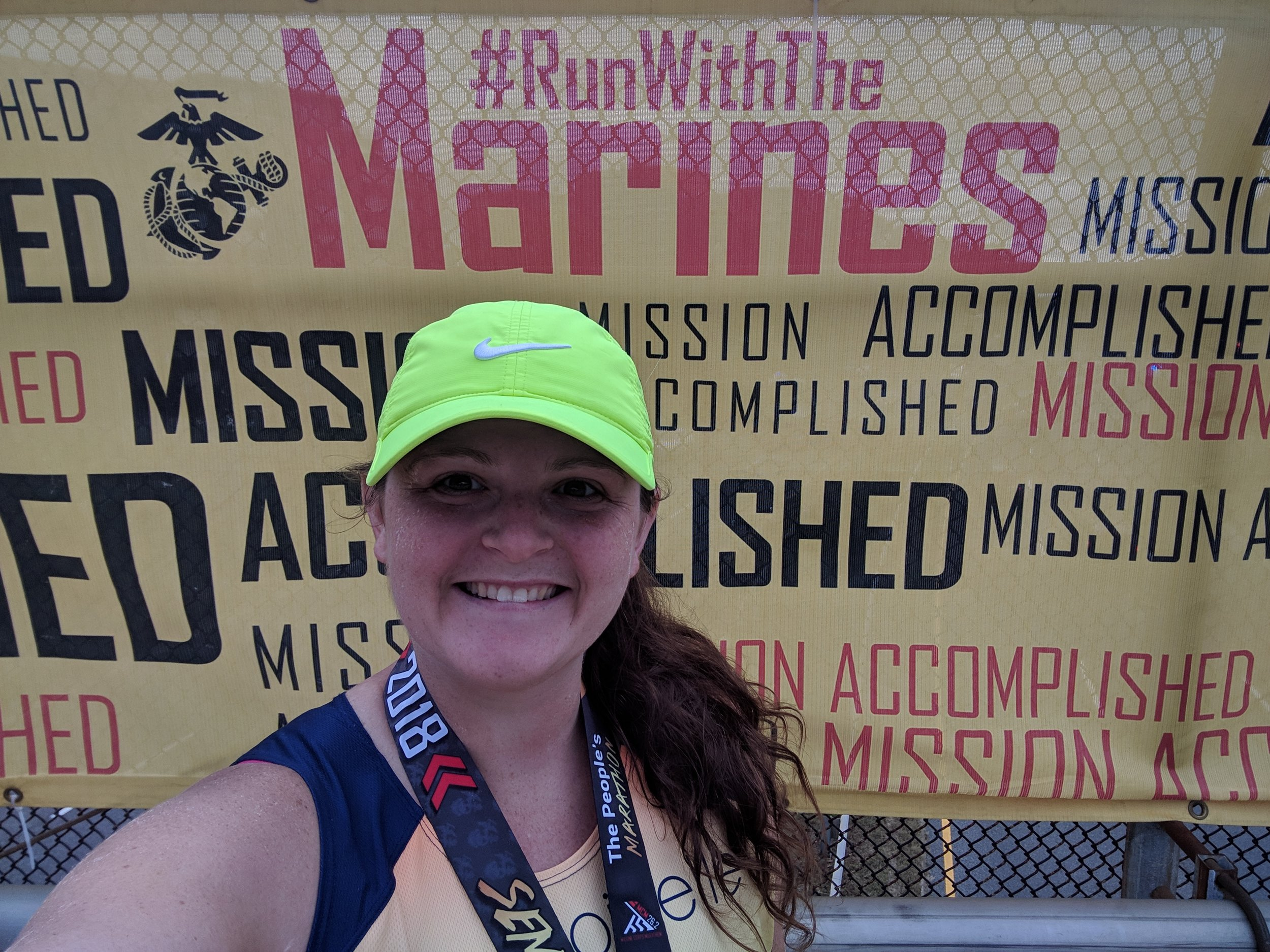"""Run with the Marines: Mission Accomplished!"""