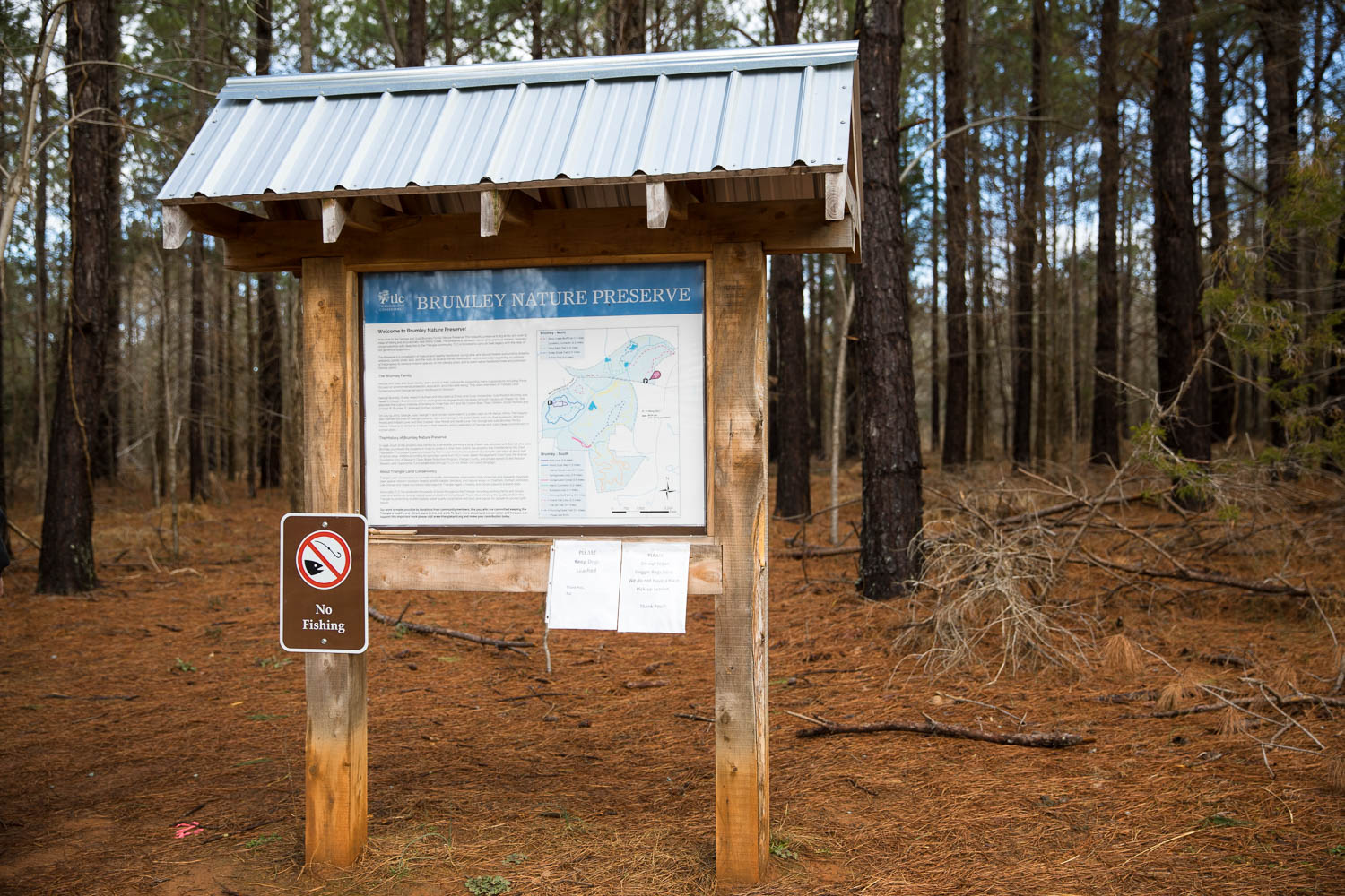 Brumley Forest Nature Preserve
