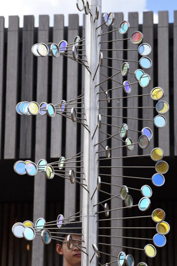 Rhiannon West,  Wind Reflections