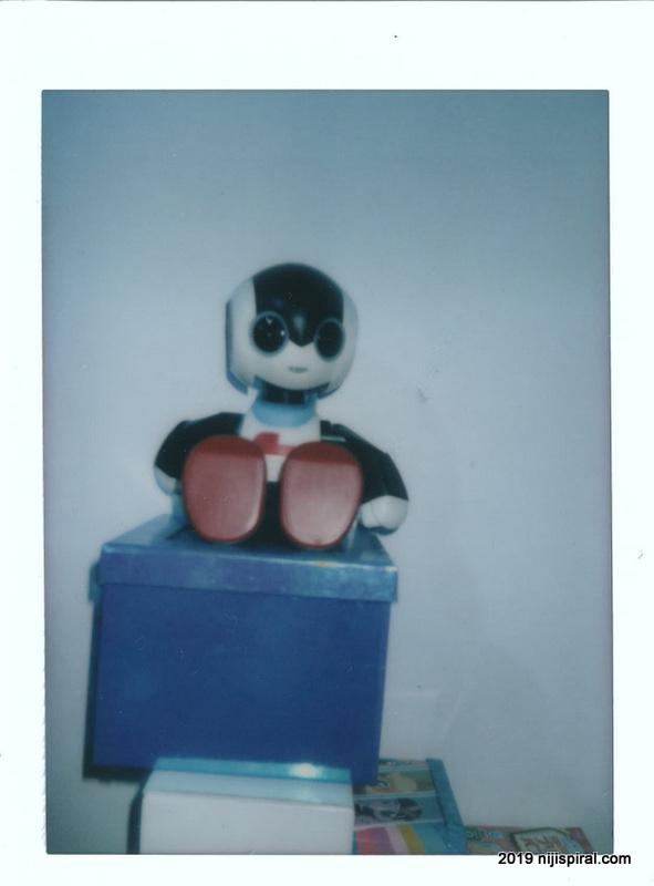 Taken with Fujifilm Instax mini 50S