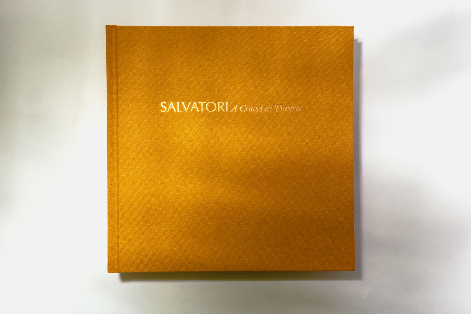 'SALVATORI: A Corsa in Trinità' - This book details the incredible life of Joseph Salvatori:His crossing from Corsica to the Americas in the late 1800s with no more than 35 francs to his name, and his building of a business and life of such consequence that Charles de Gaulle goes on to personally acknowledge him in his memoirs…The book transformed an amazing legacy into a tangible and timeless heirloom, paying tribute to elders and ensuring the family's history and identity were captured for generations to come.A truly stunning book, and you can learn more about it by clicking here!