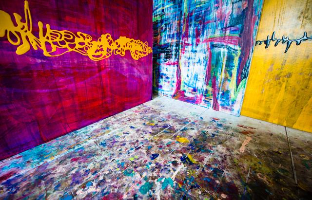 Scott Boniface Artist-Pieces at the Show.jpg