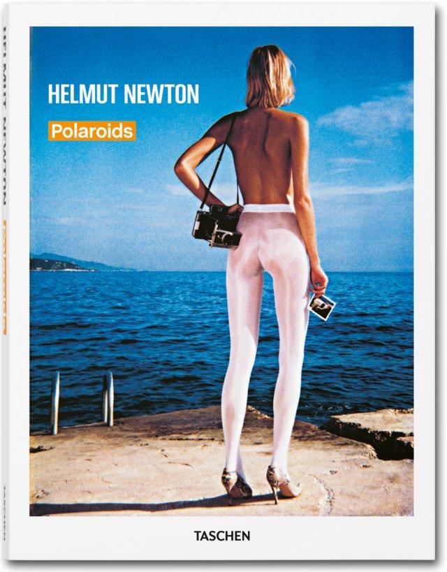 Helmut Newton- Polaroids