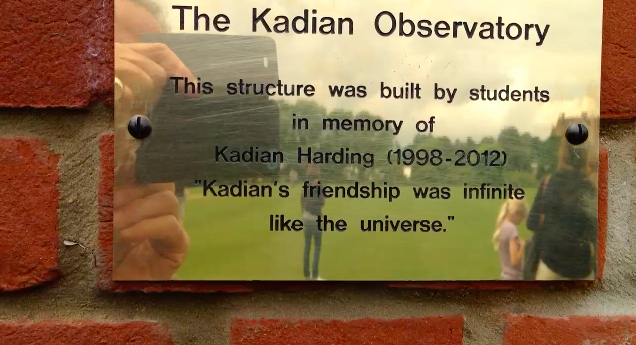 Kadian Observatory plaque.jpg