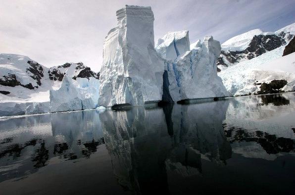 Glaciers of Antarctic Pennisula
