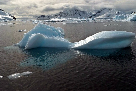 Blue Ice by David McCullough