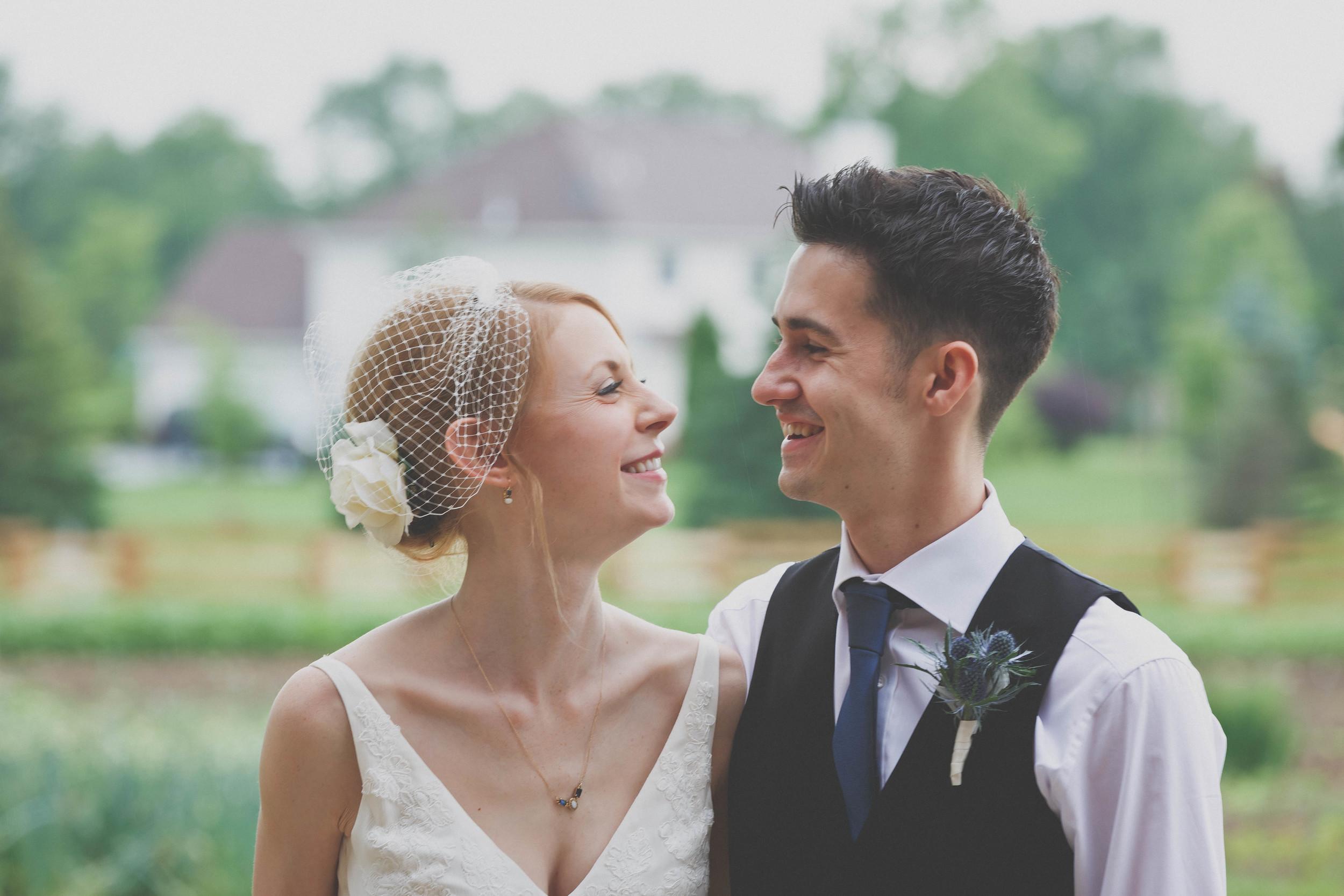 Zingerman's Cornman Farm Intimate Wedding - Marlo and Allan