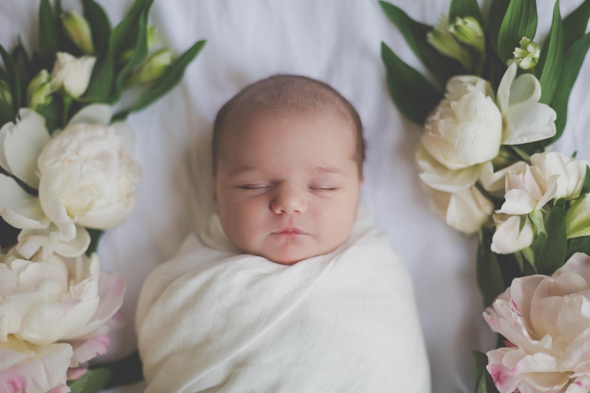 June // Newborn Session