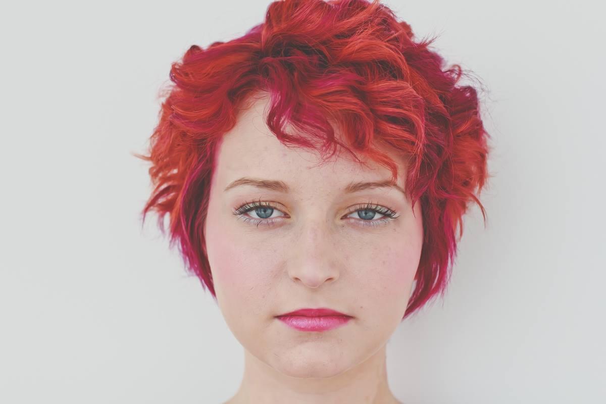 Hair Model Portrait