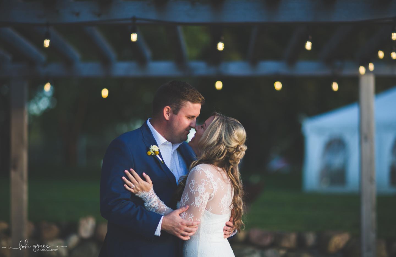 Allison and Sam - Cornman Farms Intimate Wedding