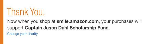 Donate on Amazon