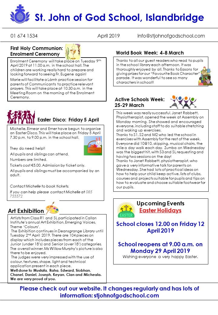 April  2019 Newsletter - Copy.jpg