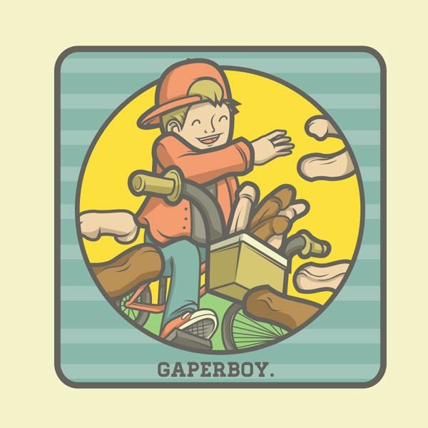 Gaperboy.