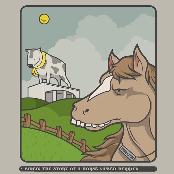 A Horse Named Derrick.