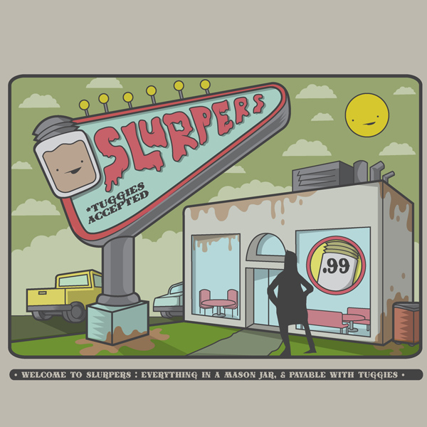 Slurpers.