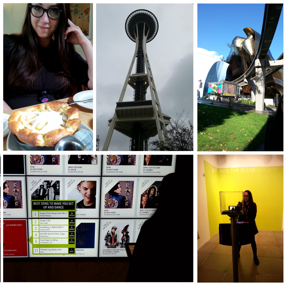 Dutch Baby/Space Needle/EMP.