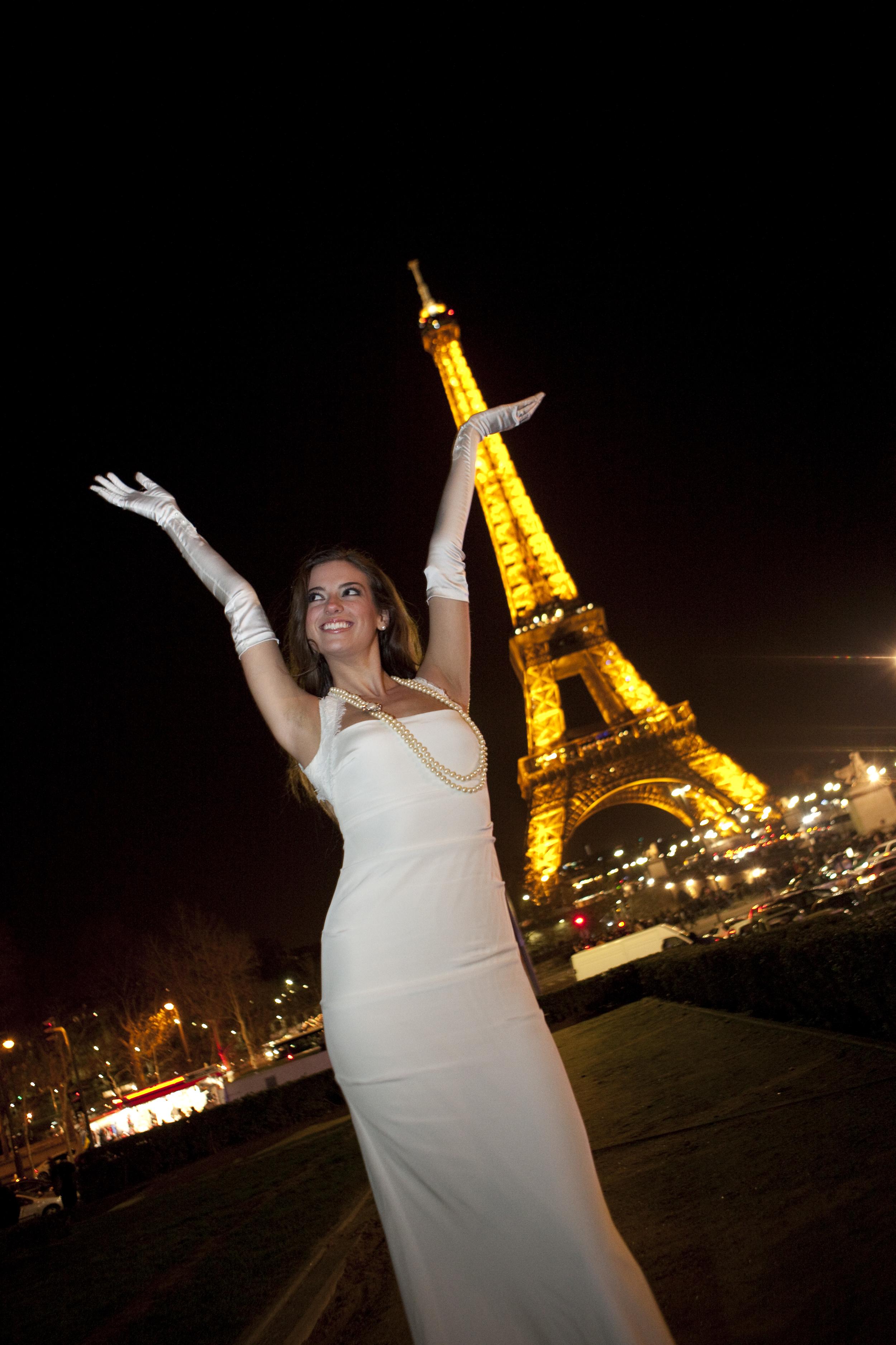Tour France: Weddings in Paris