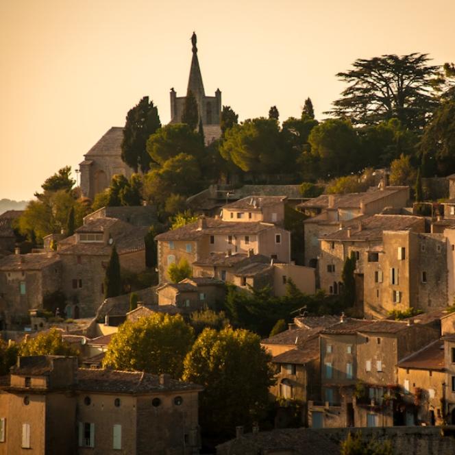 October: Provence (& Paris/Med)