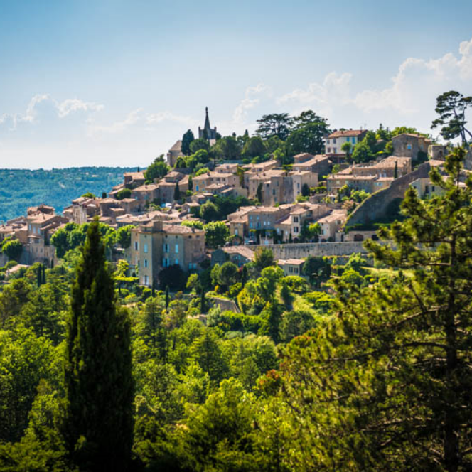 June and July in Provence & Tuscany