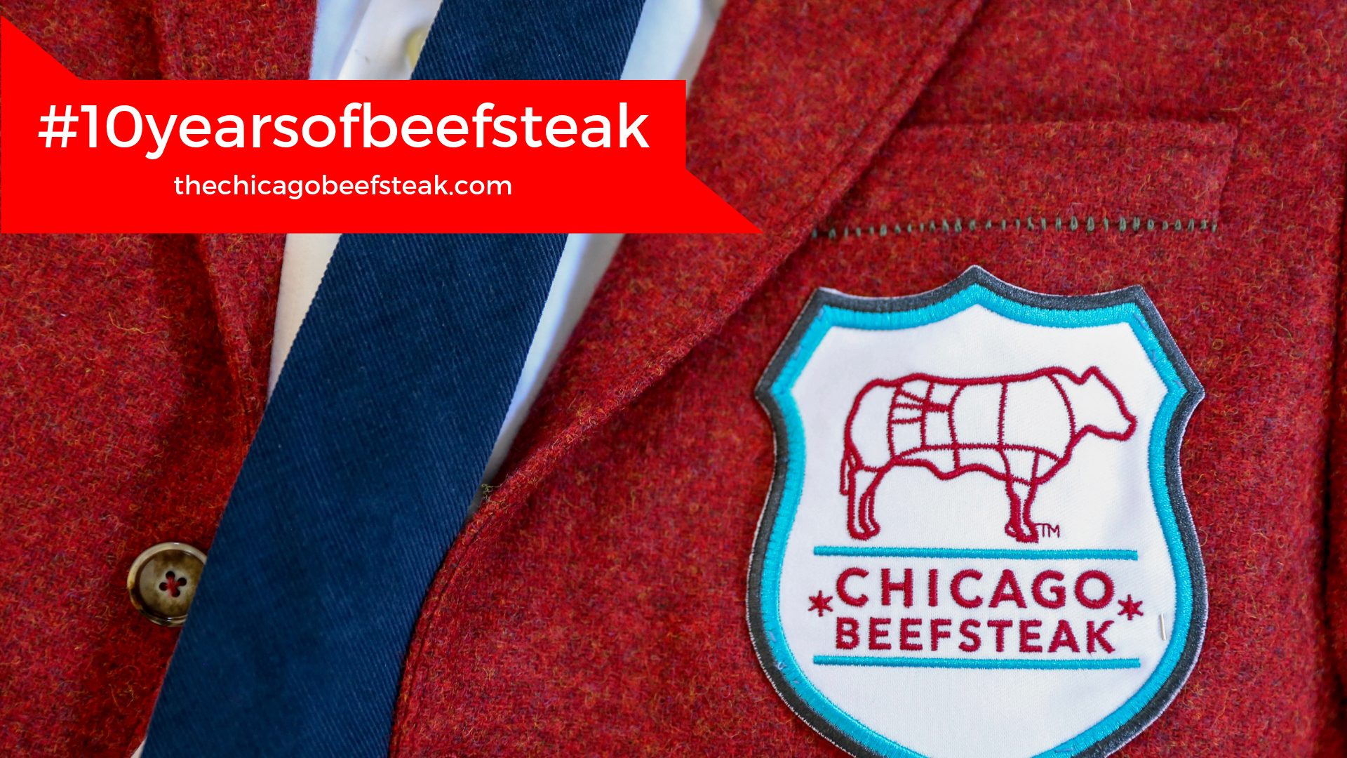 2017  In an honorary sign of appreciation for those who transcend our yearly ritual, in 2017 we introduced The Chicago Beefsteak Hall of Fame for our most distinguished and loyal Beefsteakers. These storied carnivores receive a custom jacked with the coveted Beefsteak insignia.