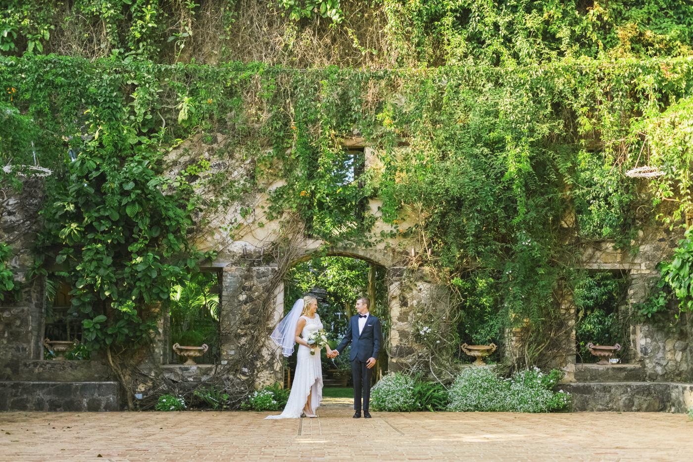 Beautiful haiku mill wedding elopement