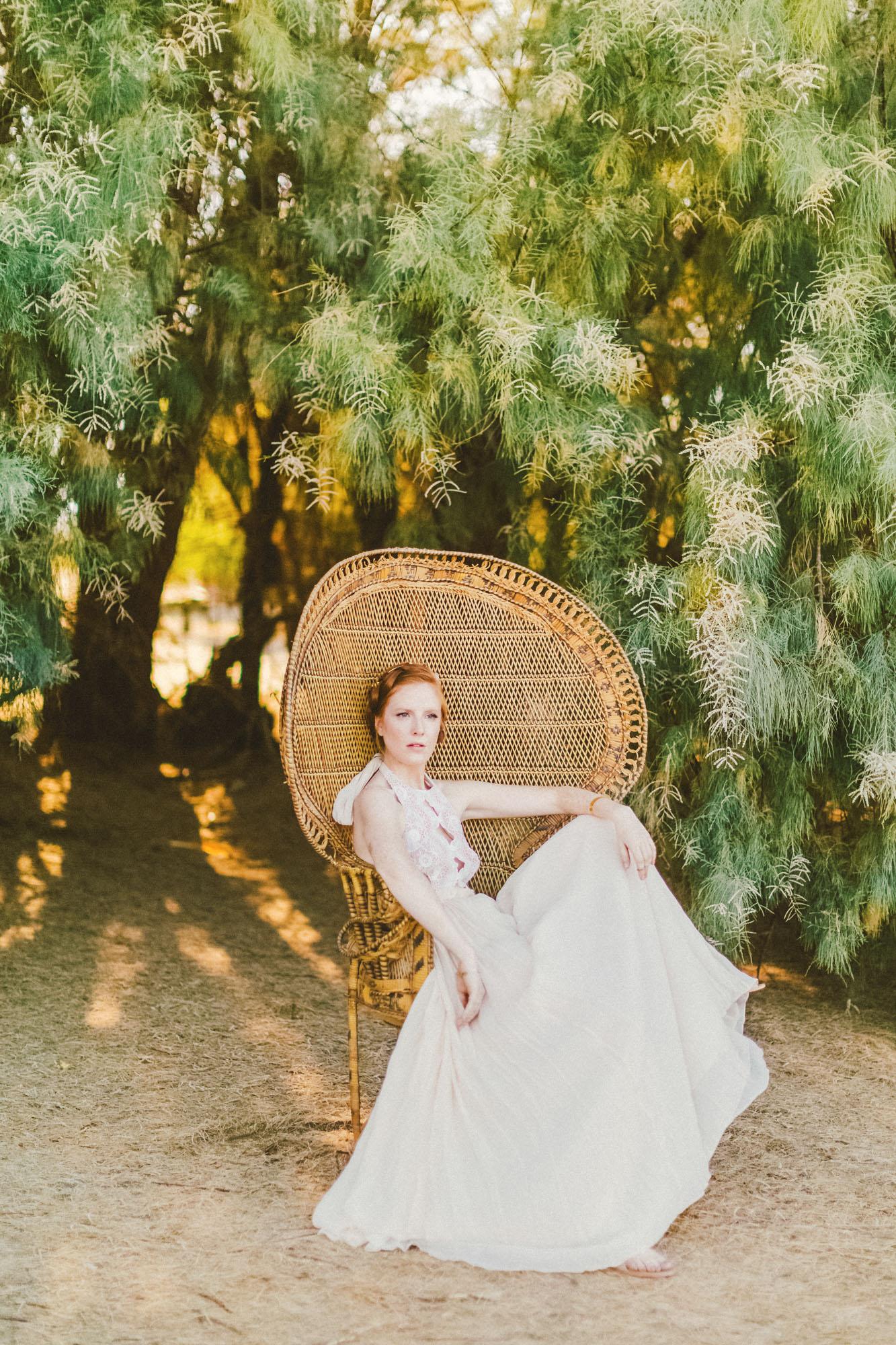 California desert wedding inspiration