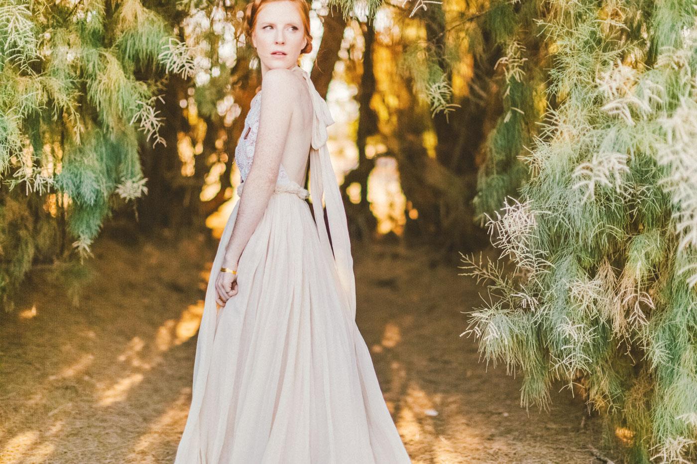 Stunning Maui wedding photographer Joshua tree bridal inspiration