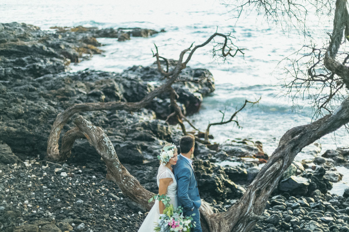 maui stunning luxe boho chic wedding inspiration in hawaii