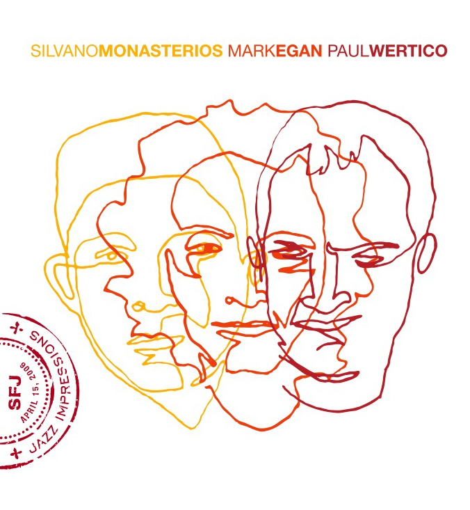 "From the first note of Jazz Impressions, an album co-led by Silvano Monasterios, Mark Egan and Paul Wertico, you know you're in for something interesting and different. I suppose that I shouldn't have been surprised, but considering Wertico's recent recorded output, I was a little bit surprised to find him on a piano trio record doing (some) standard fare. What these three do with that format, however, is nothing short of breathtaking. While I hesitate to say that this has the flavor of the classic Bill Evans Trios, that element is certainly in place. One can hear it in the ongoing dialog between these three from the first note to the last... Those who like their jazz with some adventure and teeth would do well to check this one out.""    Paul Abella - Chicago Jazz Magazine   [CLICK for iTunes Download]"
