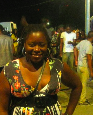 DysChick at Army Fete