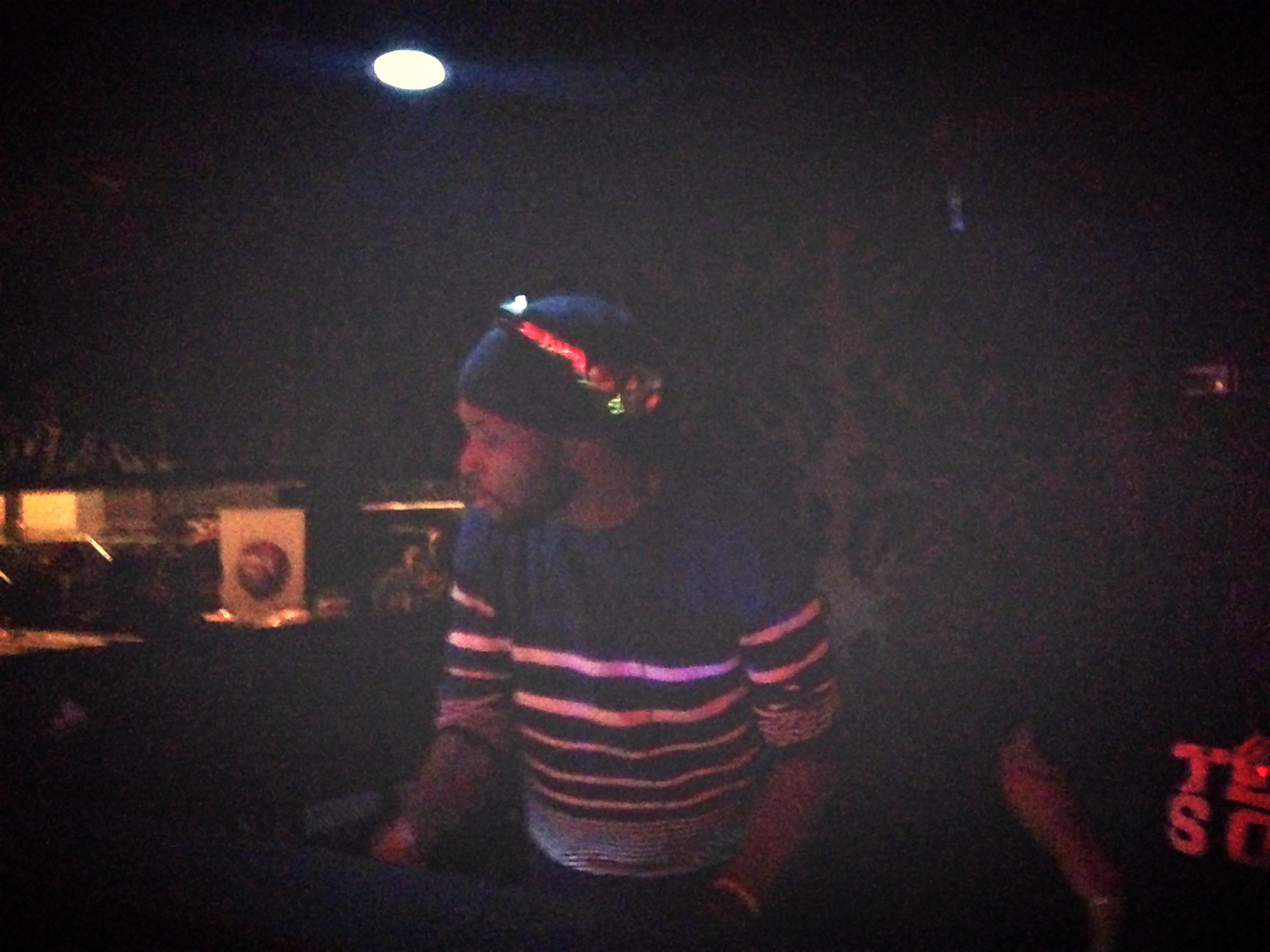 DJ Bimshire at Tremors