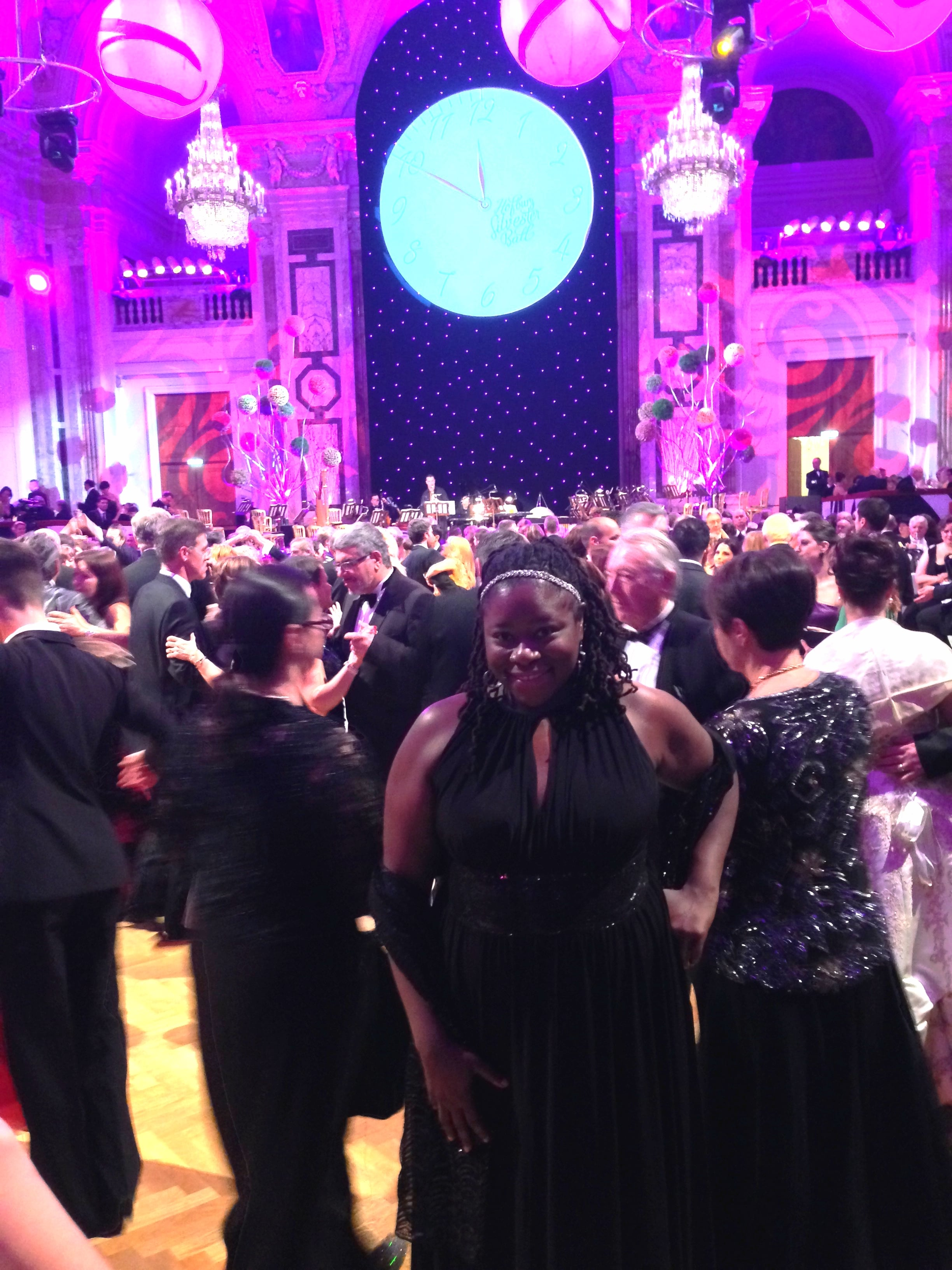 Copy of DysChick at Hofburg Ball (Vienna 2015)