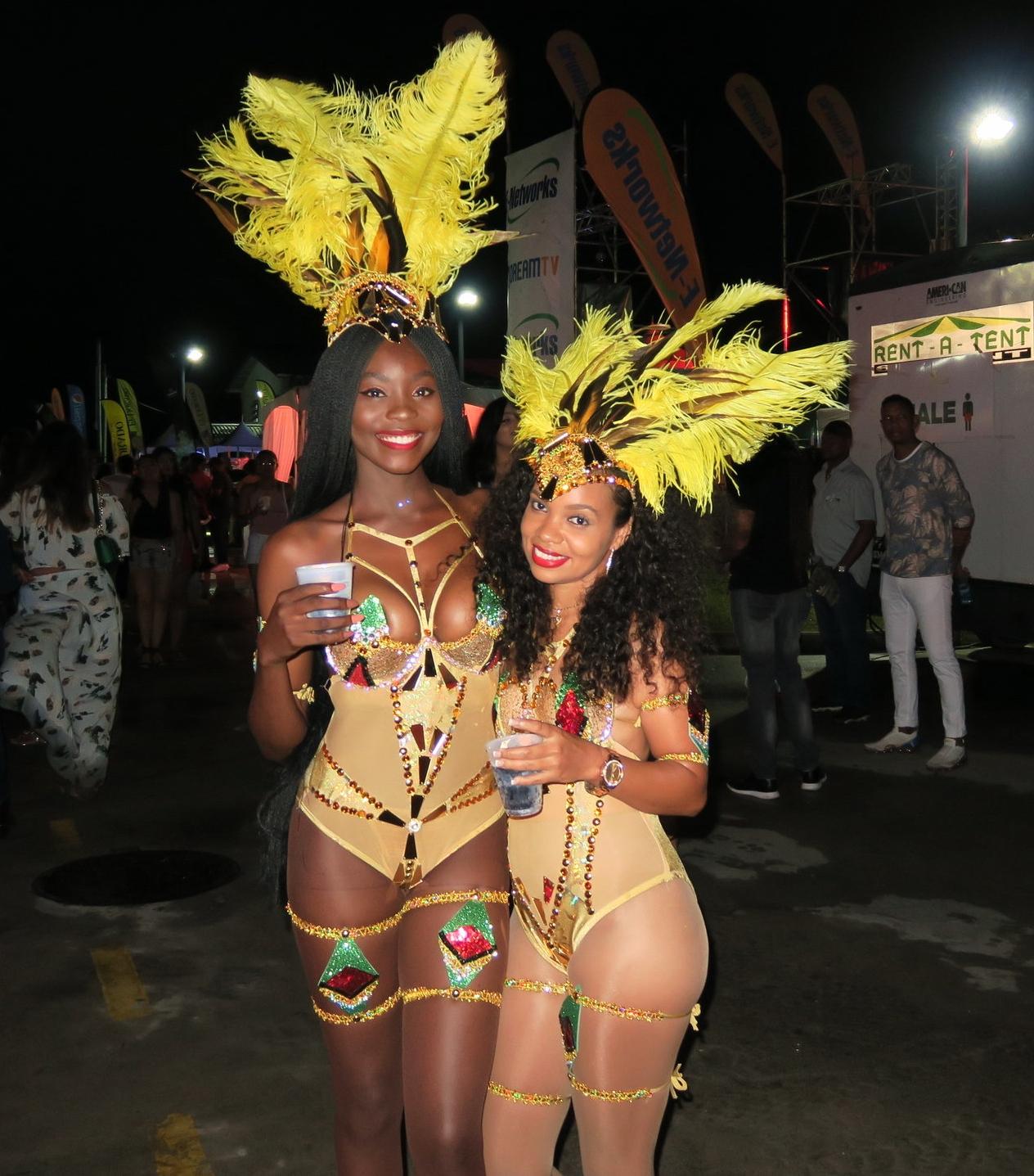 Welcome to Guyana Carnival