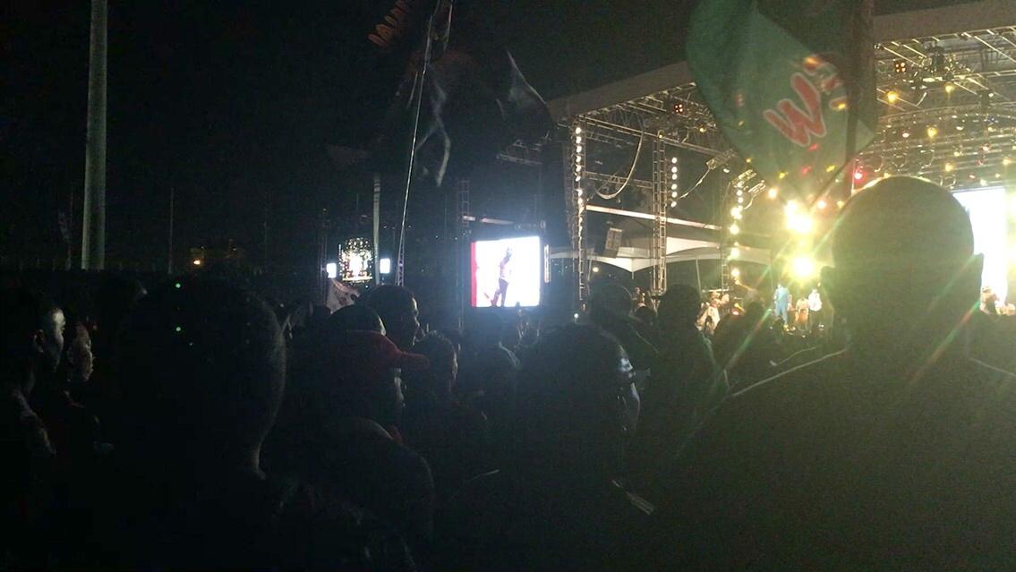 Soca Monarch crowd