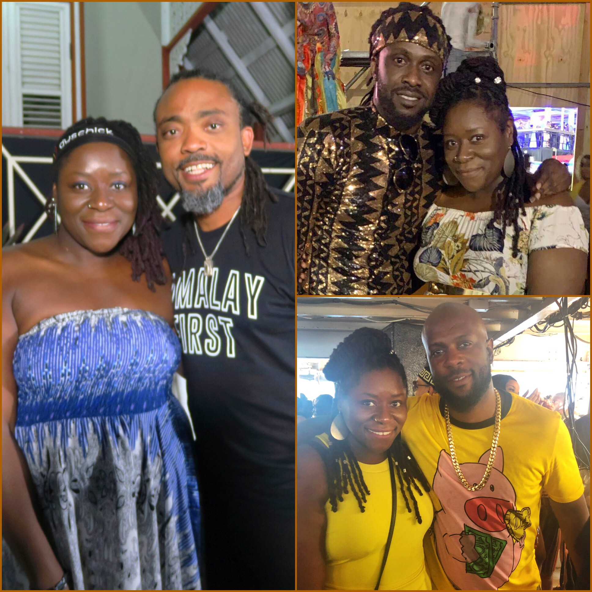 DysChick with Machel Montano, Skinny Fabulous, and Bunji Garlin